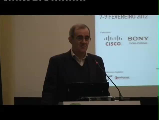 Jornadas FCCN 2012 - Pedro Veiga, Zapping de Serviços FCCN