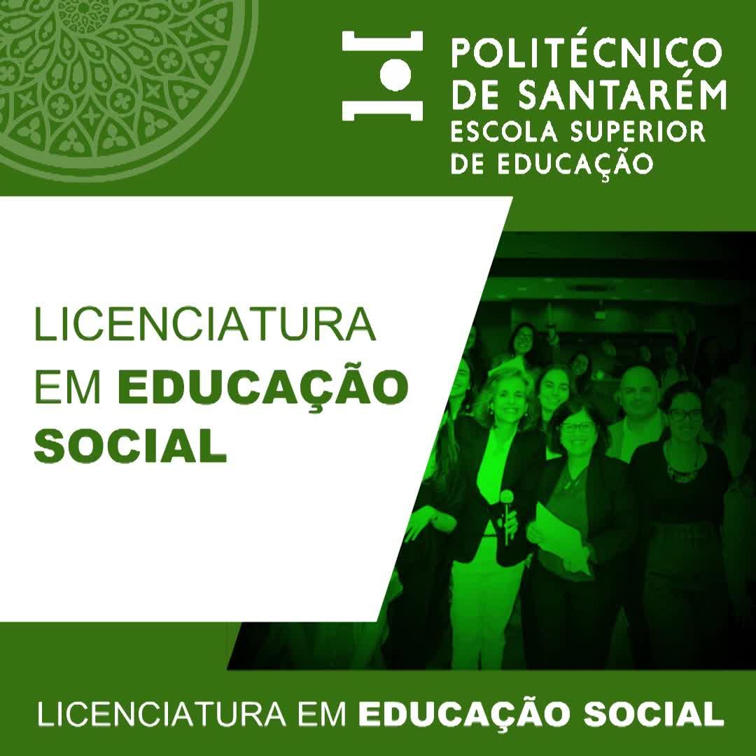 Licenciatura Educação Social_ 2021/2022