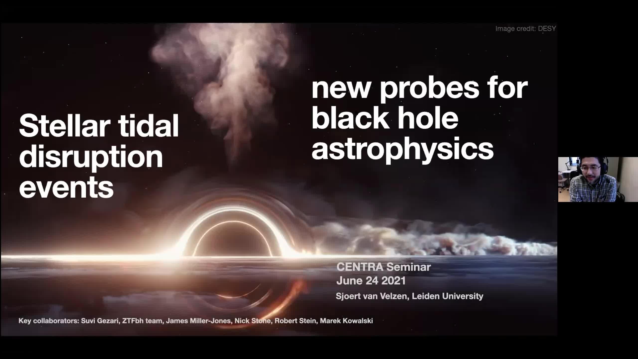 2021-06-24 Stellar tidal disruption events