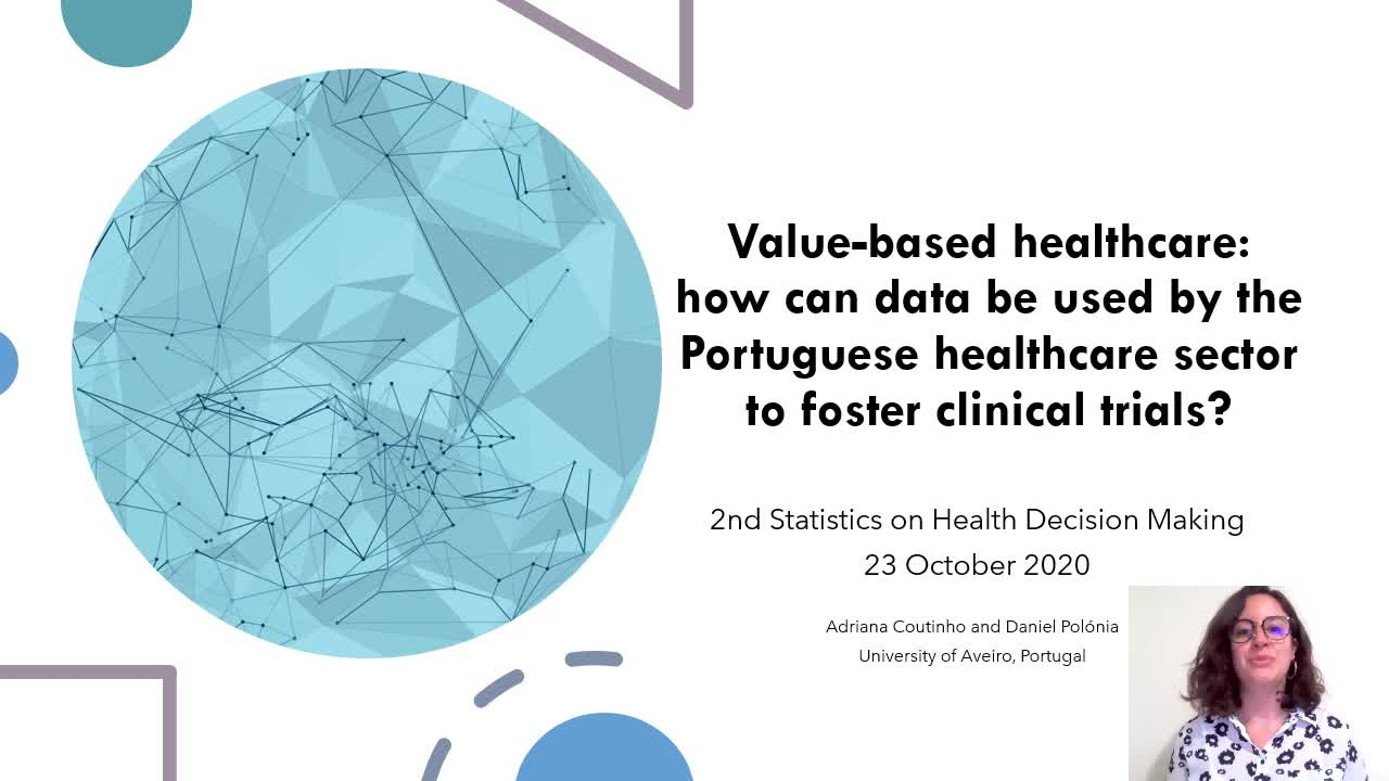 Value-based healthcare: How can data be used by the Portuguese healthcare sector to foster clinical trials?