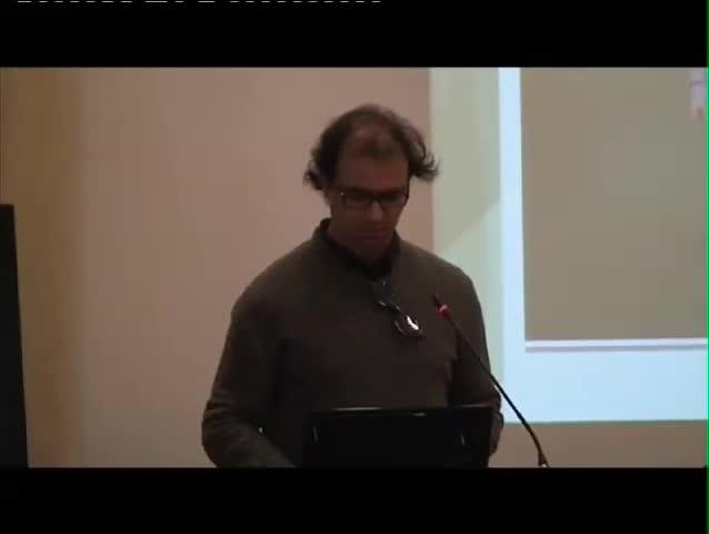 Jornadas FCCN 2012 - Claudio Silva, Estúdio HD