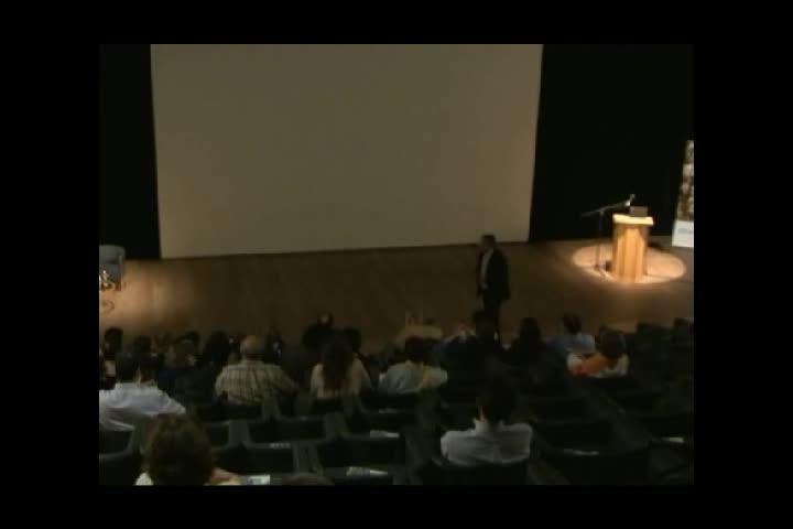 A arte da governança / orador: Daved Barry, com moderação de Delfim Sardo (Parte II)