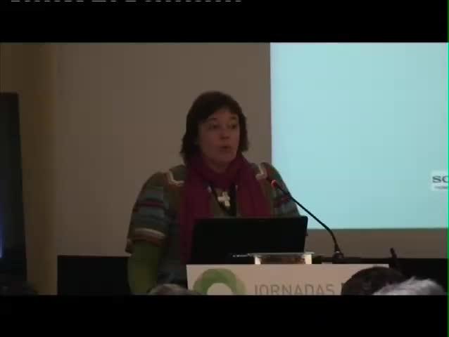 Jornadas FCCN 2012 - Prof. Maria Barbas