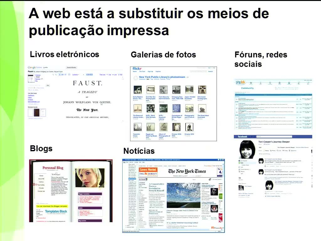 Arquivo da Web Portuguesa: uma vis�o geral