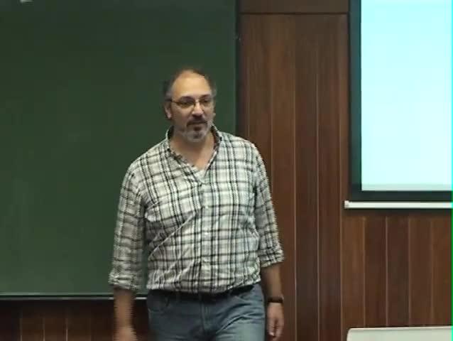 Seminários do Mestrado de Engenharia Informática