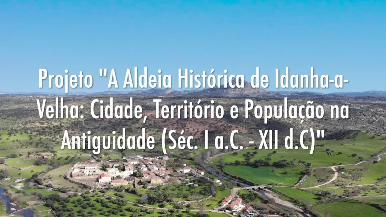 A aldeia histórica de Idanha-a-Velha cidade, território e população na antiguidade (séc. I a.C - XII d.C)