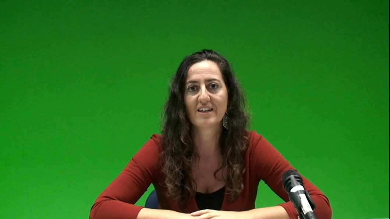 Apresentação de Catarina Meireles