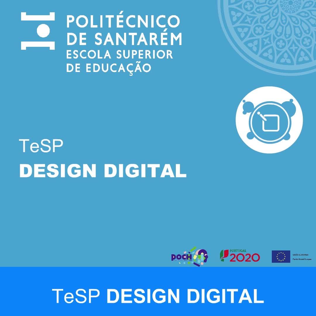 TeSP Design Digital 2021/2022
