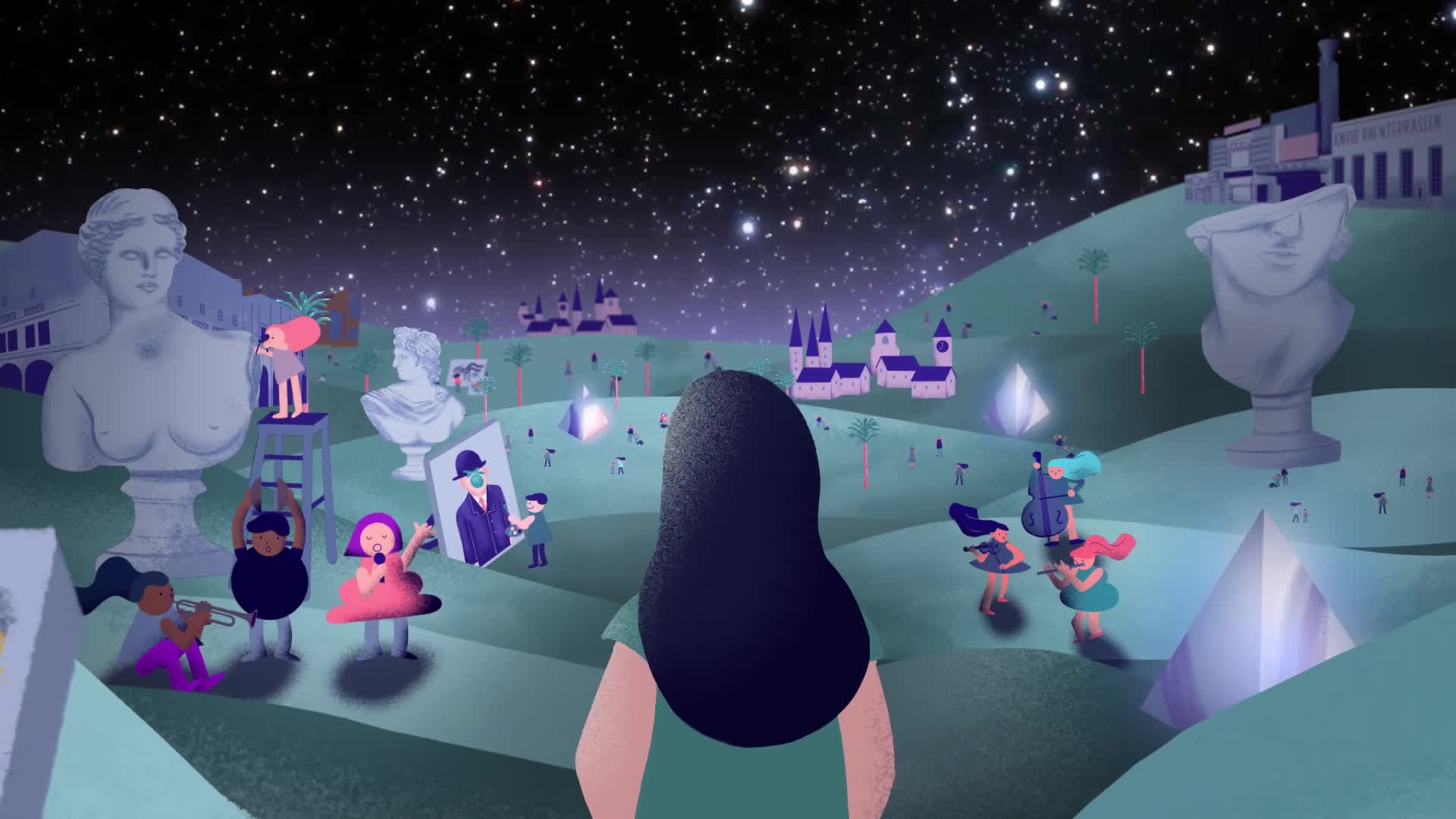 Humanities Matter. HERA Short Animation