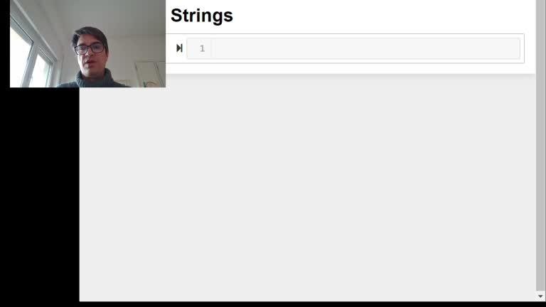 Python - Strings